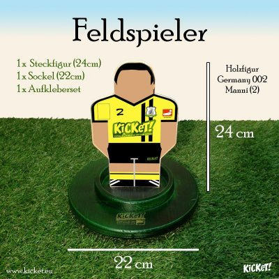 Fieldplayer (German teams)